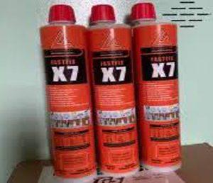 Keo cấy thép Fastfix X7